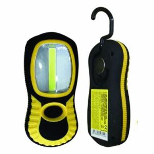Baterijska LED svjetiljka 3W COB magnet i kuka
