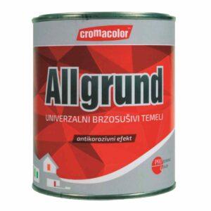 Brzosušiva temeljna boja za metal Allgrund