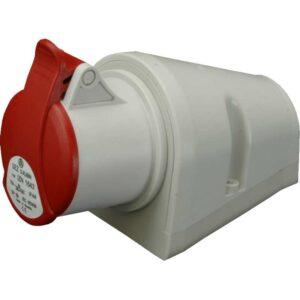 Industrijska zidna utičnica 400V IP44