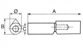 Spojnica bravarska 415A shema
