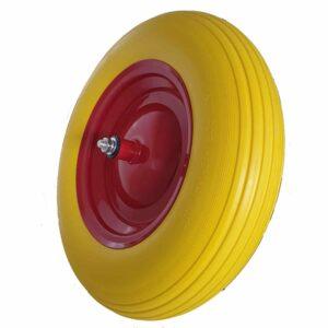 kotač za kolica puni 1