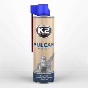 Odvijač sprej K2 Vulcan W115 500ml
