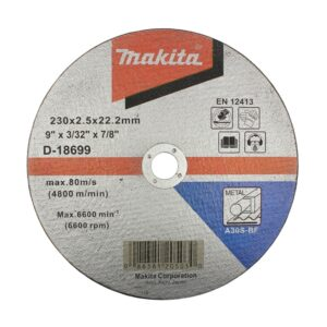 Rezna ploča 230x2,5mm za metal Makita D-18699