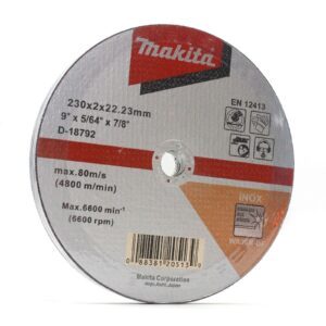 Makita rezna ploča 230x2mm inox/metal D18792