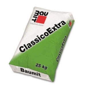 Baumit Classico Extra 25kg 2.0mm