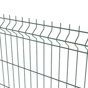 Panel ograda zelena