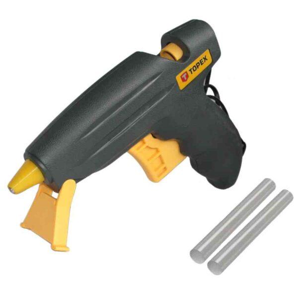 pištolj za plastiku 200w topex