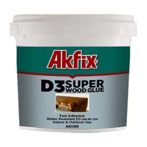 Akfix Super ljepilo za drvo D3 3kg