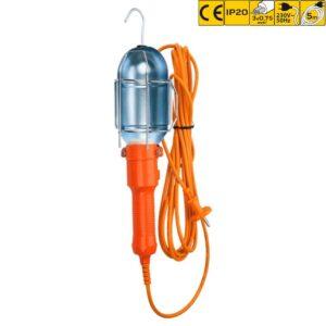Svjetiljka radionička 60w 5m IP20