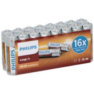 Baterije Philips AA 1.5V 16kom