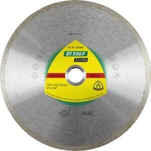 Klingspor rezna ploča diamant DT300F