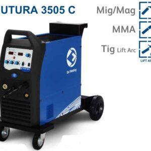 Aparat za varenje Sol Futura 3505c Inverter