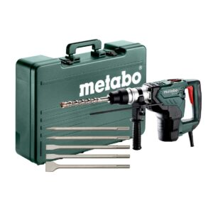 Metabo KH 5 40 SDS Max čekić Set