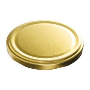 Poklopac staklenke fi82mm Gold