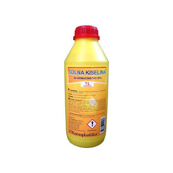 Solna kiselina cca 20 1l