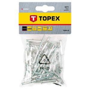 Blok zakovice aluminijske Topex