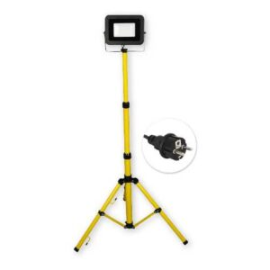 LED reflektor na stativu 30W