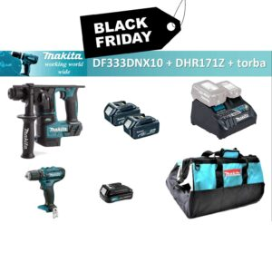Makita set DHR171Z+DF333DNX10+torba