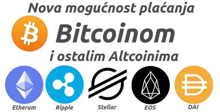 Placanje Bitcoiniom