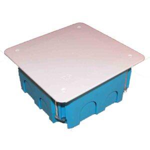 Razvodna kutija za knauf 105×105 s poklopcem