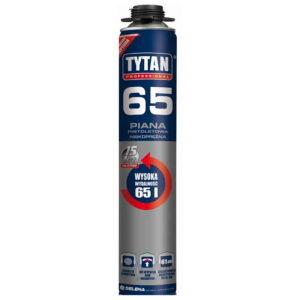 Tytan pur pjena 65L 870ml pistoljska
