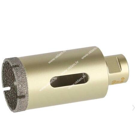 Dijamantna kruna za pločice sa M14 prihvatom za brusilicu Fi50mm