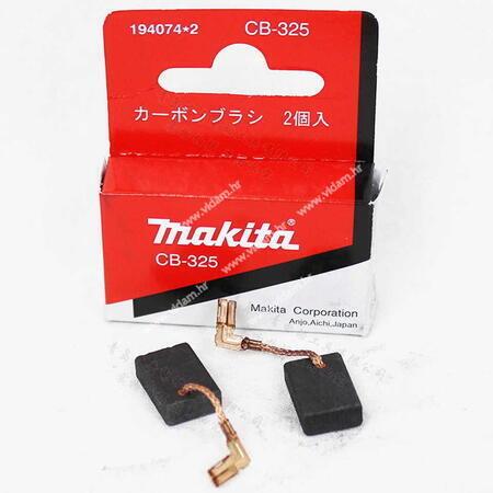 Četkice Makita CB325 9554NB
