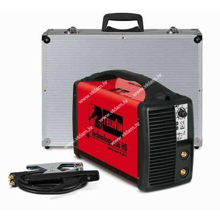 Telwin technology 236 HD rel inverter TIG MMA