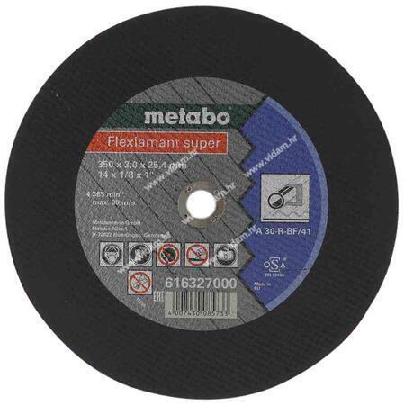 Rezna Ploča 350x30x254 Metabo