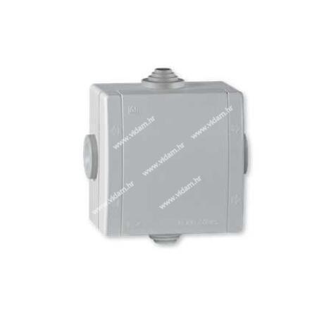 Razvodna kutija 80×80 4 uvoda Ip54