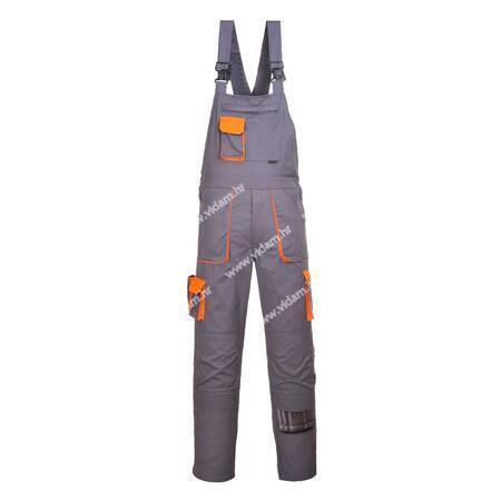 Radne hlače s naramenicama Portwest Texo TX12