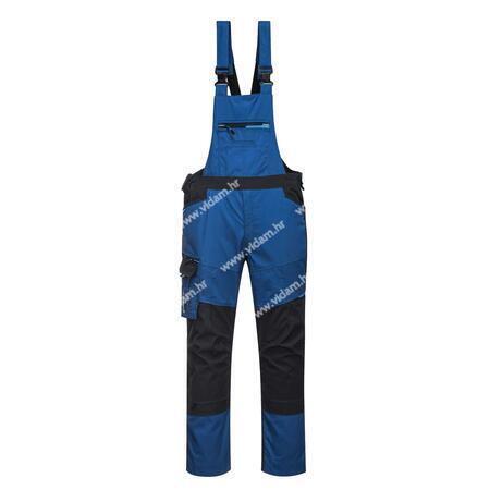 Radne hlače na tregere T704 WX3