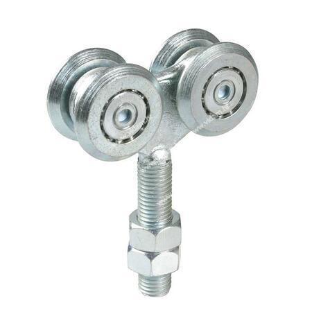 Dupli kotač za viseća klizna vrata