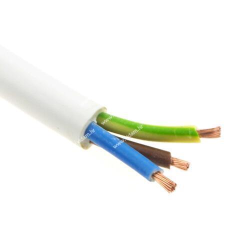 Kabel H05VV F fleksibilni