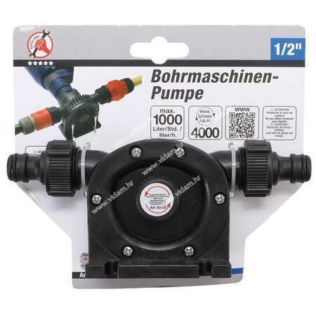 Pumpa za bušilicu za pretakanje 1000l/h
