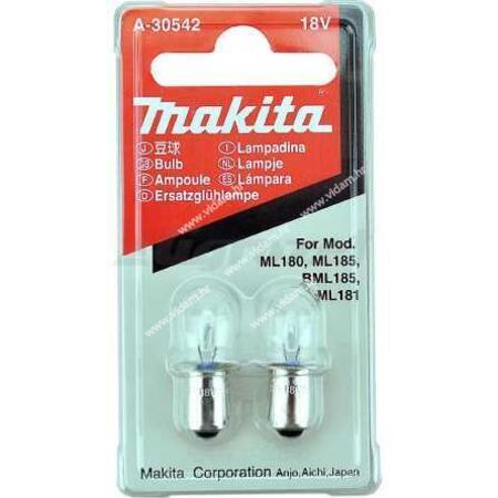 Makita žarulje 18V A 30542 2 kom