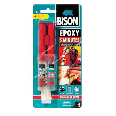 Epoxy 5min Bison 24ml