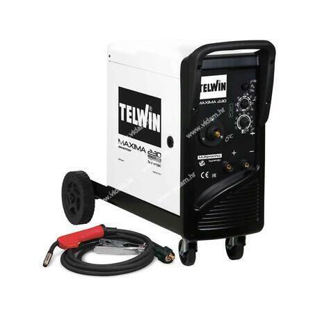 Telwin Maxima 230 Synergic Mig Mag