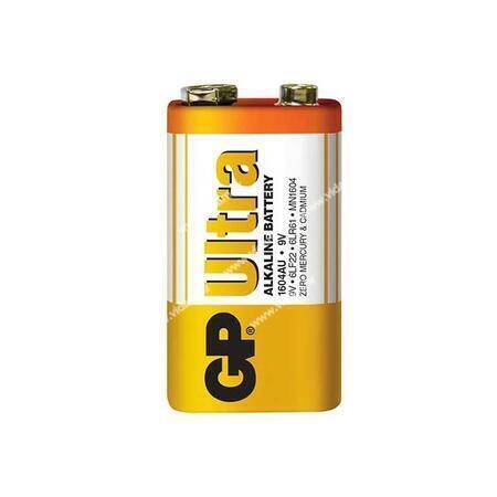 Baterija 9V GP Ultra