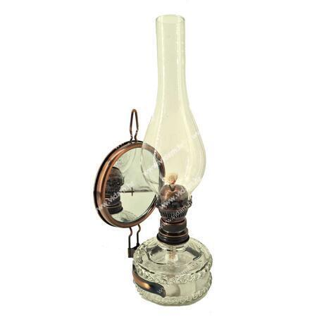 Petrolejska lampa zidna