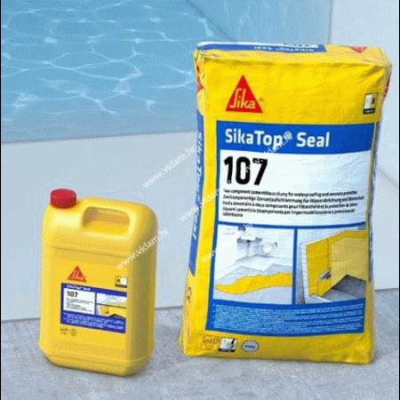 Sika Top Seal 107 5+20KG 2/1
