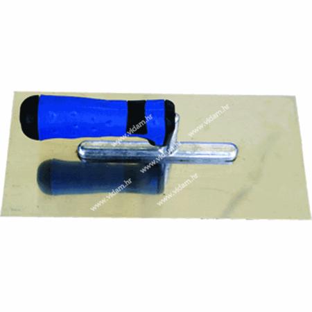 Gleter ravni inox madex 1028 gumeni