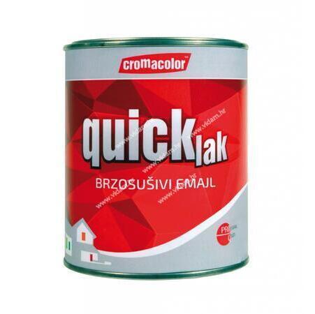Brzosušivi lak Quicklak sjajni 0,75l